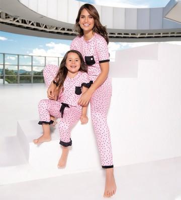Pijama infantil niña