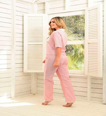 Pijama pantalón largo